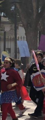 Fotografías del Desfile Escolar de Carnaval del CEIP Carrasco Alcalde 12