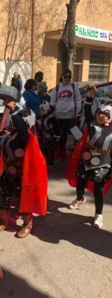 Fotografías del Desfile Escolar de Carnaval del CEIP Carrasco Alcalde 16