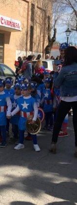 Fotografías del Desfile Escolar de Carnaval del CEIP Carrasco Alcalde 17