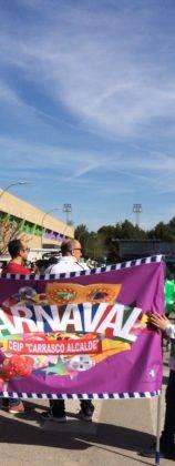 Fotografías del Desfile Escolar de Carnaval del CEIP Carrasco Alcalde 18