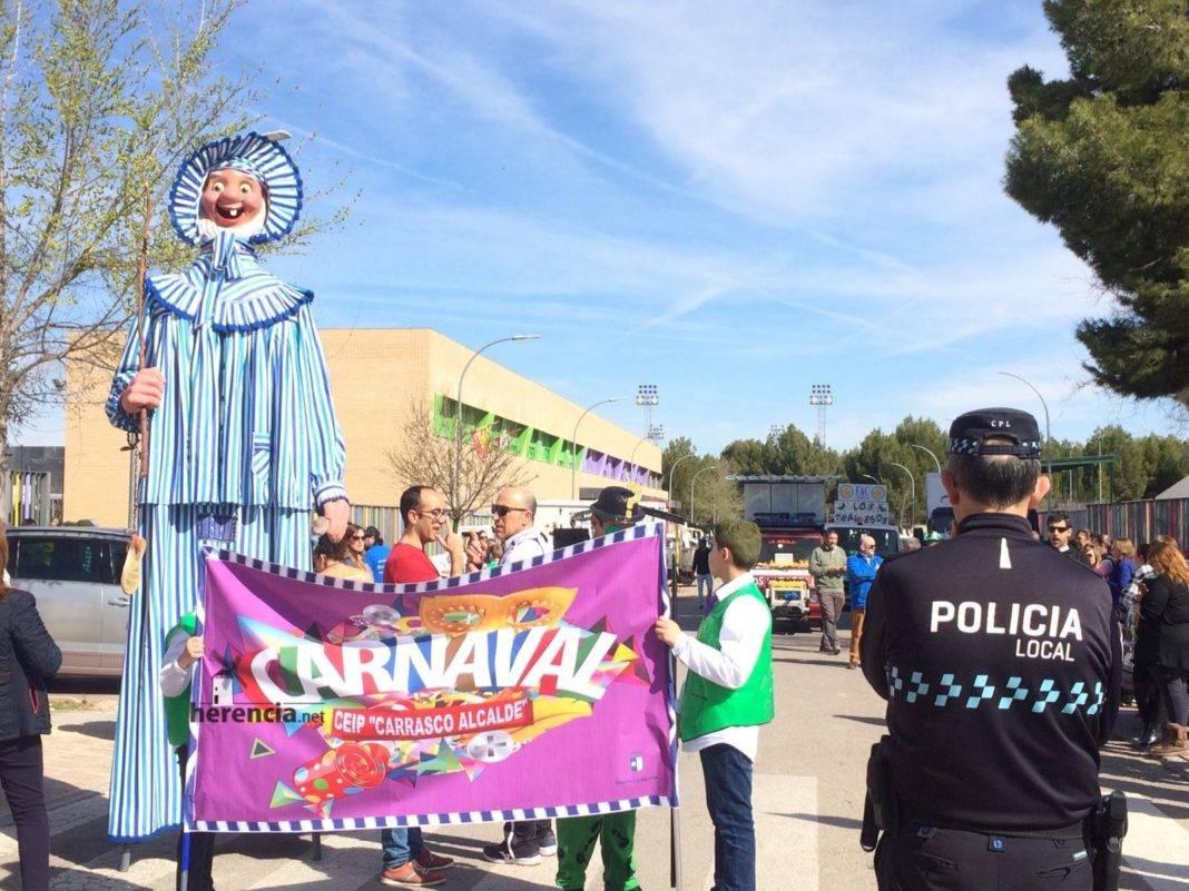 Desfile Escolar del CEIP Carrasco Alcalde 19 1068x801 - Fotografías del Desfile Escolar de Carnaval del CEIP Carrasco Alcalde