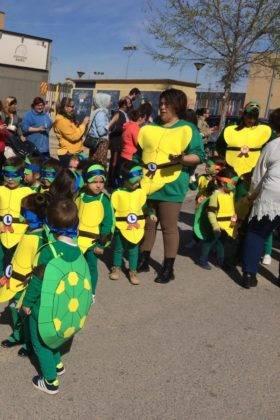 Fotografías del Desfile Escolar de Carnaval del CEIP Carrasco Alcalde 20