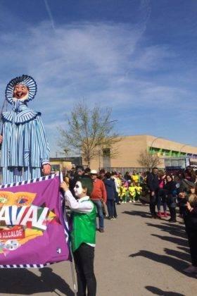 Fotografías del Desfile Escolar de Carnaval del CEIP Carrasco Alcalde 21