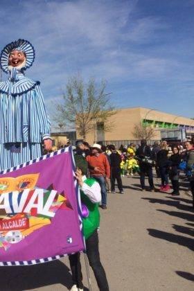 Fotografías del Desfile Escolar de Carnaval del CEIP Carrasco Alcalde 22