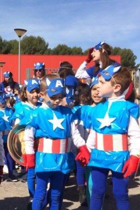 Fotografías del Desfile Escolar de Carnaval del CEIP Carrasco Alcalde 24