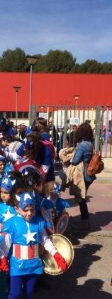 Fotografías del Desfile Escolar de Carnaval del CEIP Carrasco Alcalde 25