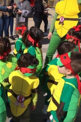 Fotografías del Desfile Escolar de Carnaval del CEIP Carrasco Alcalde 26