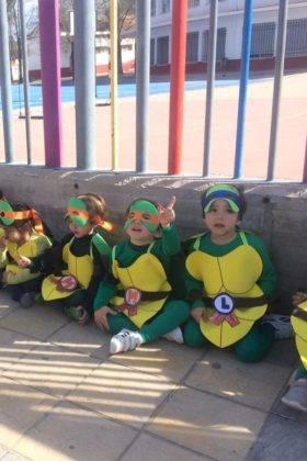 Fotografías del Desfile Escolar de Carnaval del CEIP Carrasco Alcalde 27
