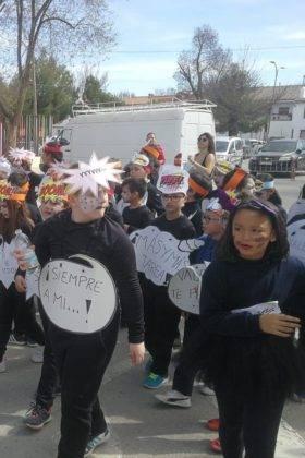 Fotografías del Desfile Escolar de Carnaval del CEIP Carrasco Alcalde 28