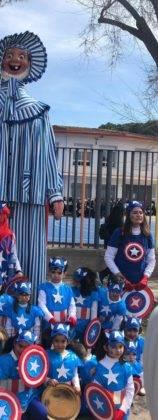 Desfile Escolar del CEIP Carrasco Alcalde 29 158x420 - Fotografías del Desfile Escolar de Carnaval del CEIP Carrasco Alcalde