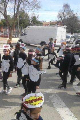 Fotografías del Desfile Escolar de Carnaval del CEIP Carrasco Alcalde 3