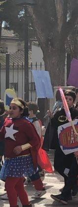 Desfile Escolar del CEIP Carrasco Alcalde 31 158x420 - Fotografías del Desfile Escolar de Carnaval del CEIP Carrasco Alcalde