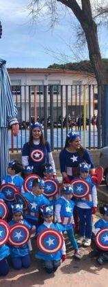 Desfile Escolar del CEIP Carrasco Alcalde 33 158x420 - Fotografías del Desfile Escolar de Carnaval del CEIP Carrasco Alcalde