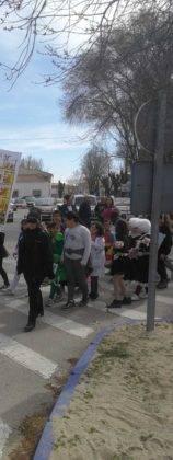 Desfile Escolar del CEIP Carrasco Alcalde 6 158x420 - Fotografías del Desfile Escolar de Carnaval del CEIP Carrasco Alcalde
