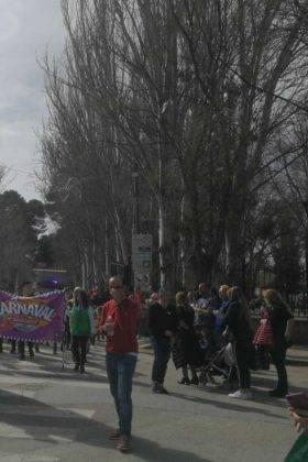 Fotografías del Desfile Escolar de Carnaval del CEIP Carrasco Alcalde 8