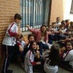 El Colegio Nuestra Señora de las Mercedes celebra en día del bocadillo en favor de Manos Unidad 13