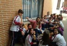 El Colegio Nuestra Señora de las Mercedes celebra en día del bocadillo en favor de Manos Unidad