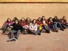 Dia del Bocadillo en el colegio Nuestra Señora de las Mercedes de Herencia1