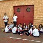 El Colegio Nuestra Señora de las Mercedes celebra en día del bocadillo en favor de Manos Unidad 11
