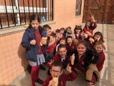 Dia del Bocadillo en el colegio Nuestra Señora de las Mercedes de Herencia4