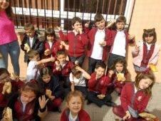 Dia del Bocadillo en el colegio Nuestra Señora de las Mercedes de Herencia5