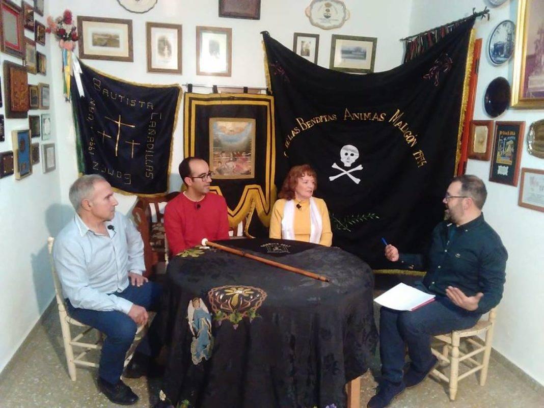 Los carnavales de ánimas de la provincia en la televisión de Daimiel 7