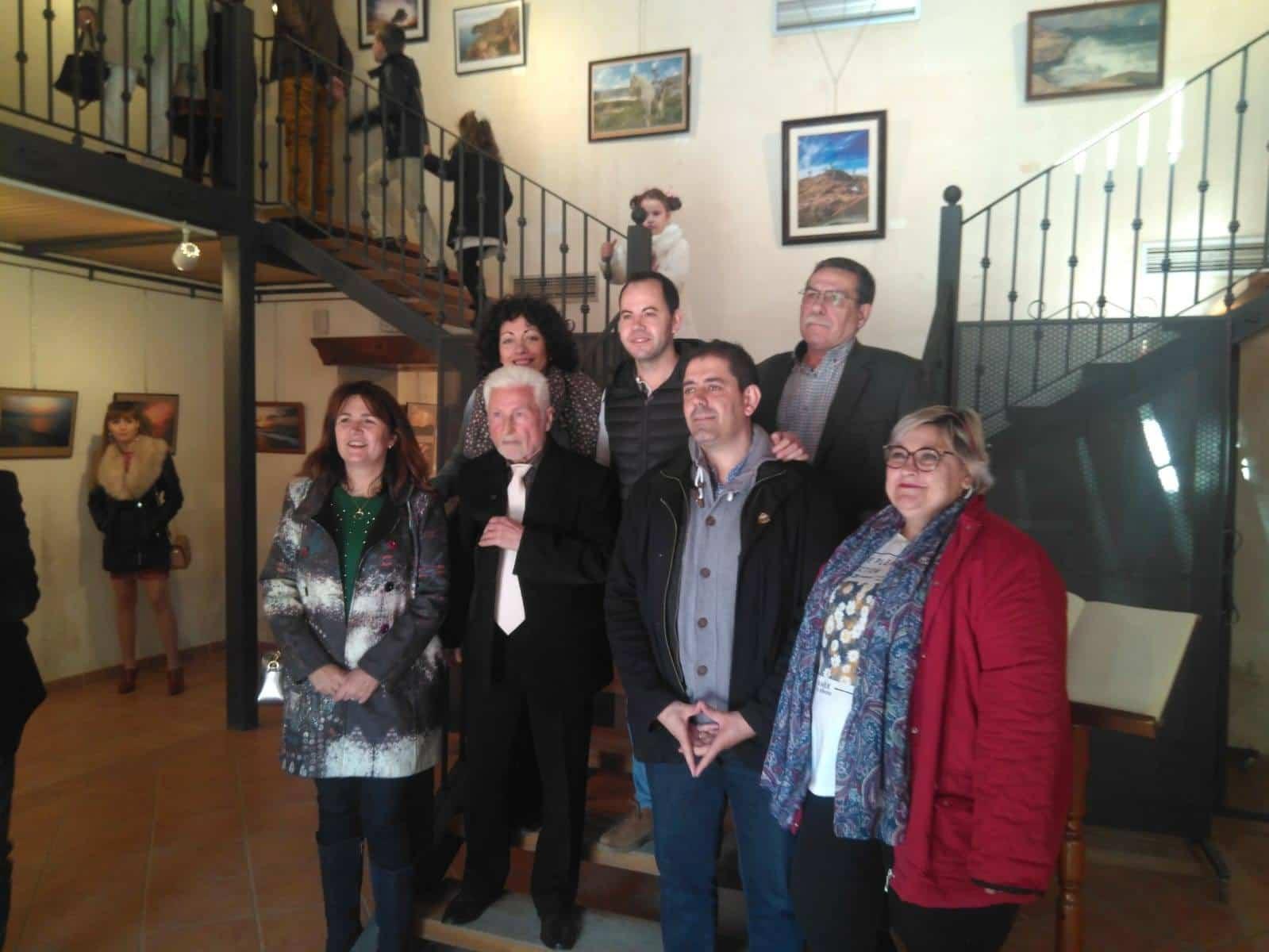 """Inaugurada la Exposición Fotográfica: """"Retrospectiva de Evheniy Vorobyov"""""""
