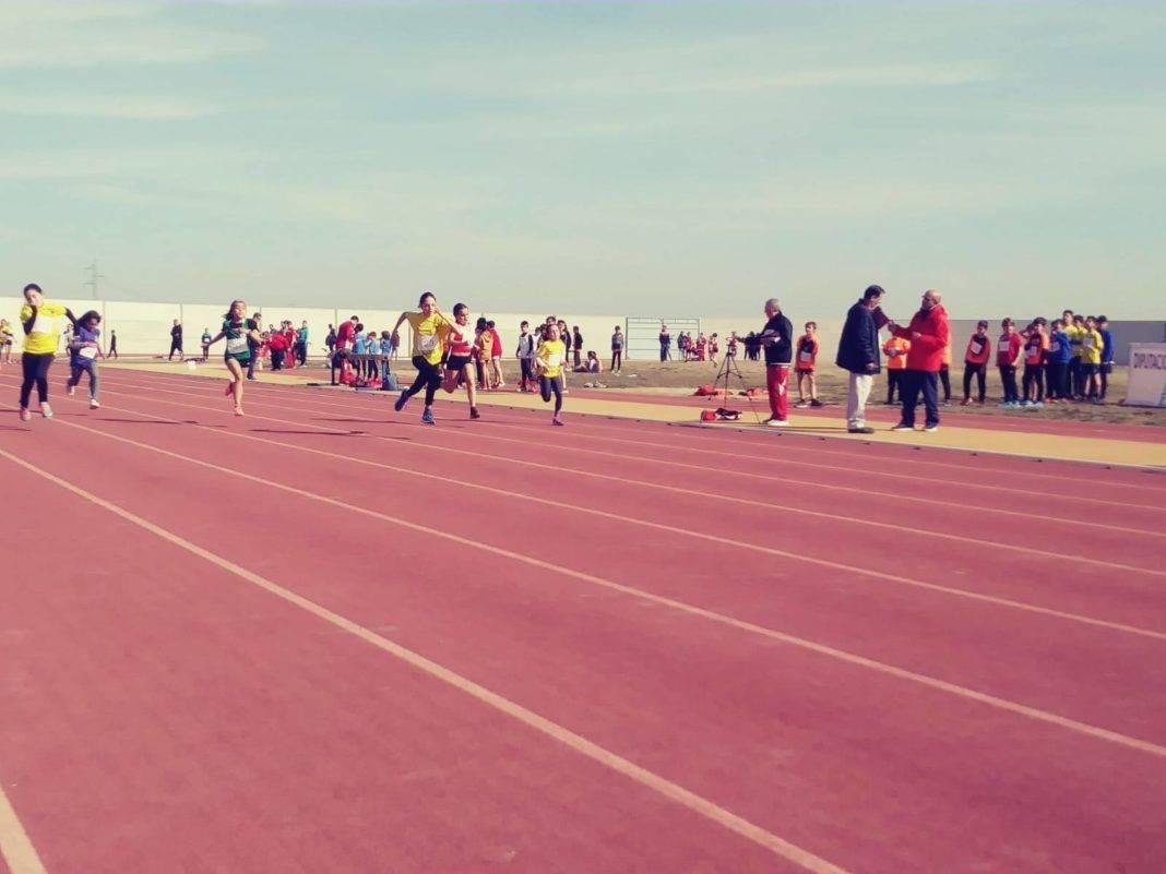 Herencianos en la primera jornada provincial de Atletismo en Manzanares 7