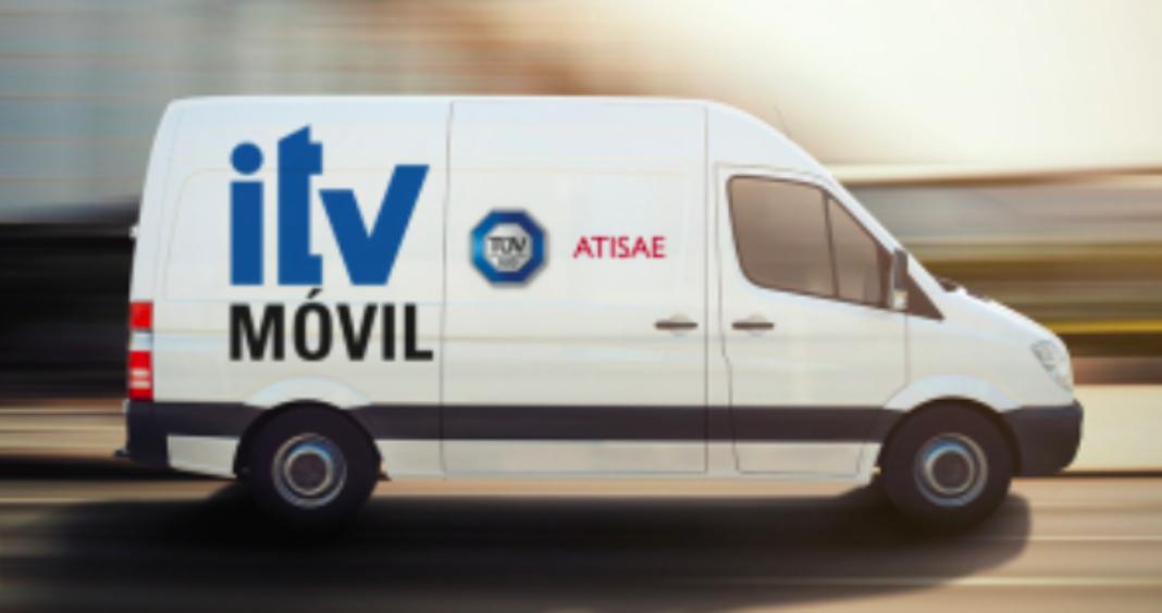 ITV Móvil Atisae 1068x564 - Los vehículos especiales y agrícolas podrán pasar la ITV gracias a la Unidad Móvil que se instalará en el Polígono Industrial