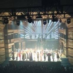 La parroquia de Herencia en 33 el musical1