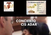 Miguel y Mariavi ofrecerán un recital de su último disco en Villarta de San Juan