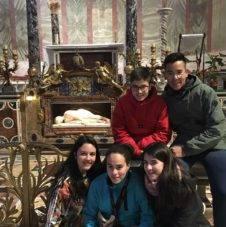 Viaje a Roma del departamento de religión del IES Hermógenes Rodríguez de Herencia06
