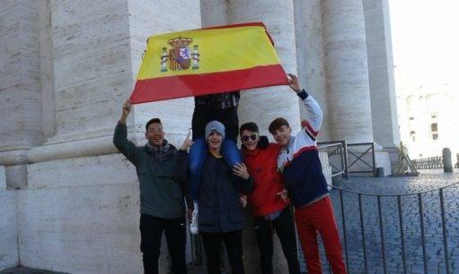 Viaje a Roma del departamento de religión del IES Hermógenes Rodríguez de Herencia09