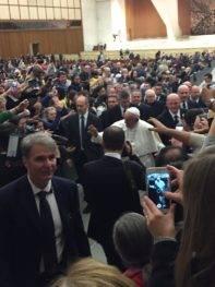 Viaje a Roma del departamento de religión del IES Hermógenes Rodríguez de Herencia10