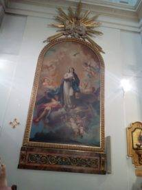 Visita al oratorio del Caballero de Gracia de Madrid