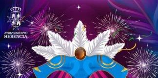 Baile de Carnaval en el Centro de Mayores de Herencia