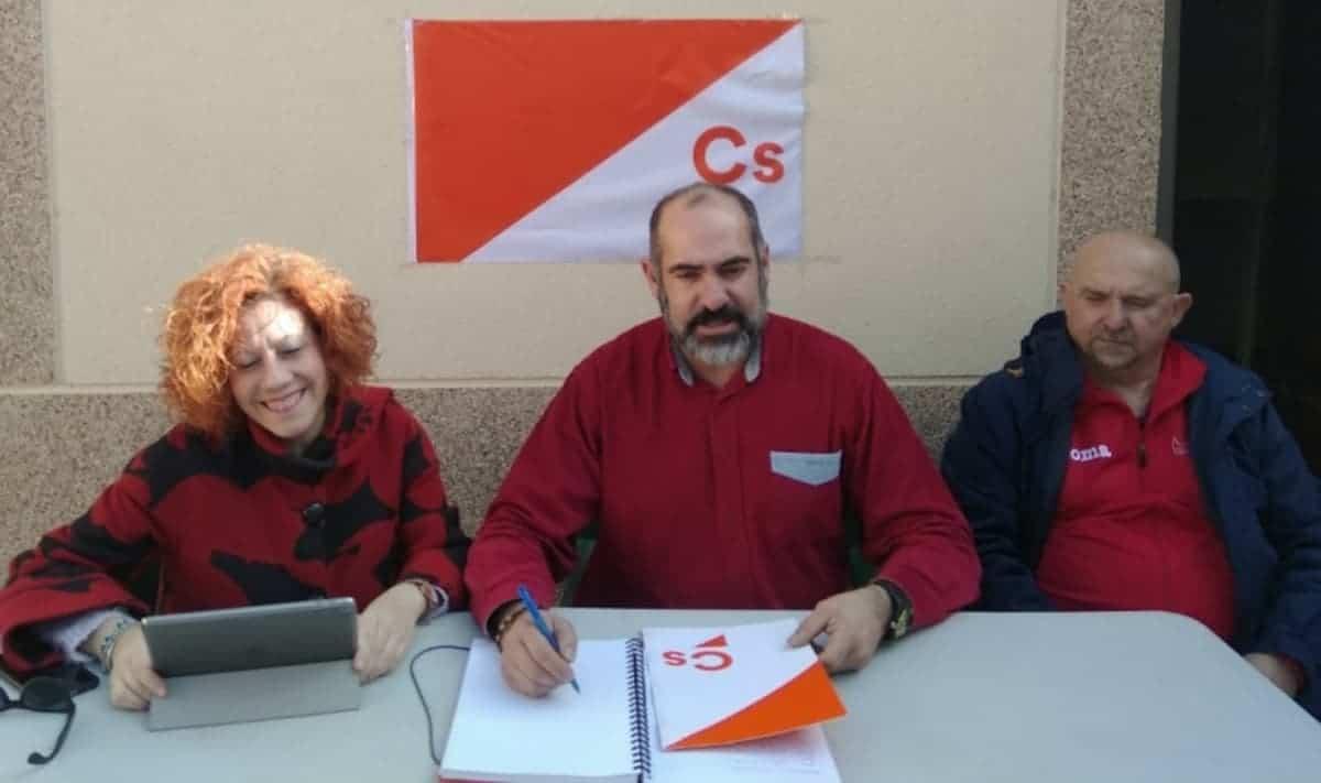 Ciudadanos Herencia denuncia que el equipo de Gobierno no ceda espacios públicos para la celebración de sus asambleas 3