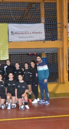 El club balonmano SMD Quijote Herencia renueva su acuerdo de patrocinio con el grupo Ararat 10