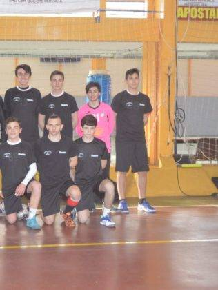 El club balonmano SMD Quijote Herencia renueva su acuerdo de patrocinio con el grupo Ararat 9