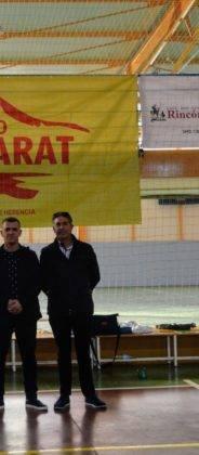 El club balonmano SMD Quijote Herencia renueva su acuerdo de patrocinio con el grupo Ararat 8
