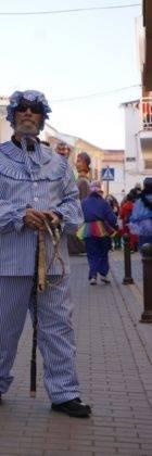 Fotografías del Domingo de Deseosas del Carnaval de Herencia 10