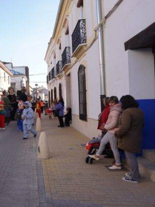 Fotografías del Domingo de Deseosas del Carnaval de Herencia 15