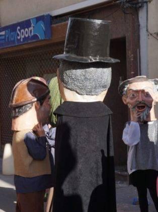 Fotografías del Domingo de Deseosas del Carnaval de Herencia 16