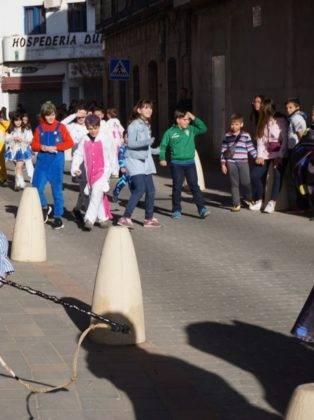 Fotografías del Domingo de Deseosas del Carnaval de Herencia 17