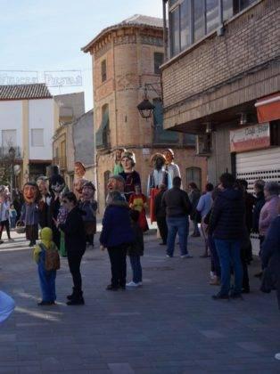 Fotografías del Domingo de Deseosas del Carnaval de Herencia 19