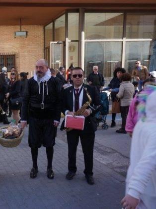 Fotografías del Domingo de Deseosas del Carnaval de Herencia 2