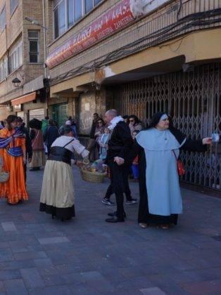 Fotografías del Domingo de Deseosas del Carnaval de Herencia 27