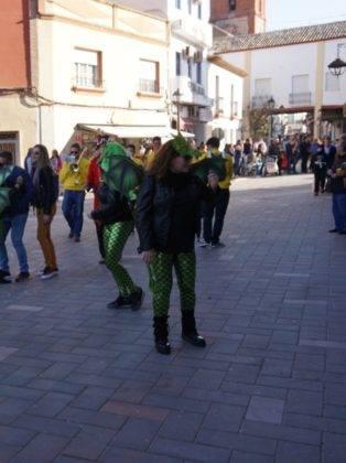 Fotografías del Domingo de Deseosas del Carnaval de Herencia 33