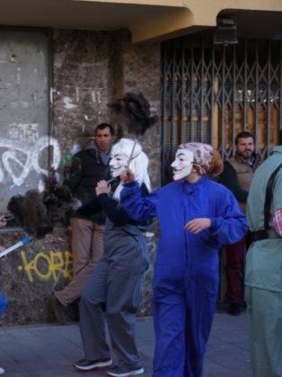 Fotografías del Domingo de Deseosas del Carnaval de Herencia 38