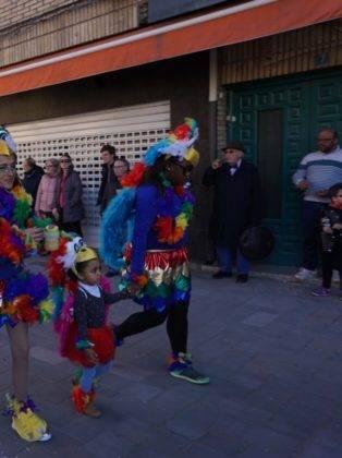 Fotografías del Domingo de Deseosas del Carnaval de Herencia 41
